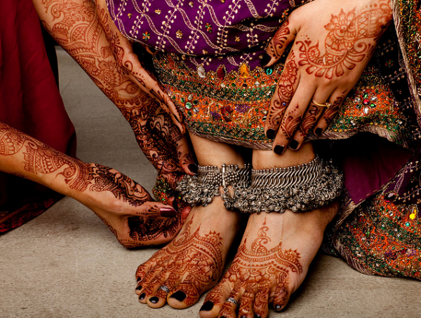 Bridal Mehandi Design for Your Hands and Feet