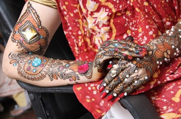 Mehndi For N Brides : Thrilling thirty bridal mehandi designs with images a best fashion