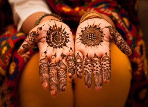 Flower Mehndi Designs For Back Hands : Thrilling thirty bridal mehandi designs with images a best fashion