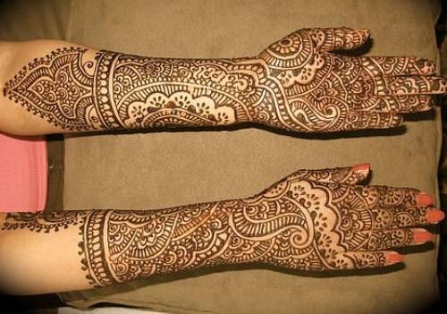 Bridal Mehandi Designs Get Thrilled With These 30 Mehandi Designs