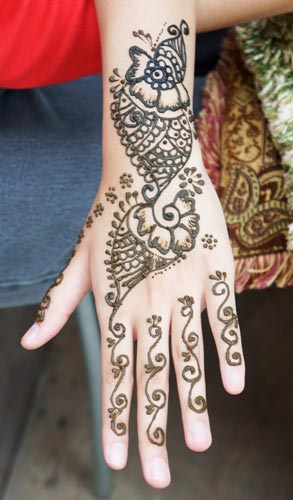 Latest Mehndi Designs Henna Simple Stylish A Best Fashion
