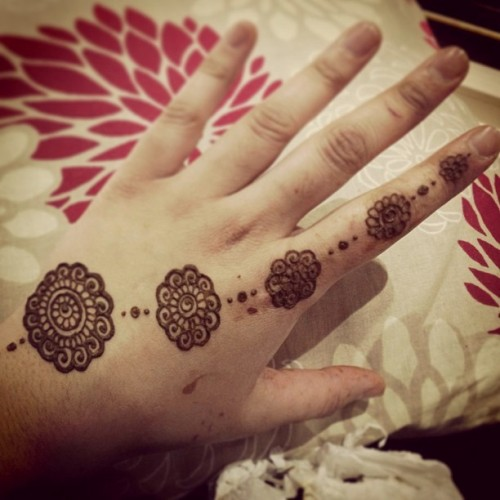 Latest 30 Alluring Arabic Mehandi Design Along With Images