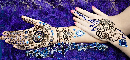Latest 30 Alluring Arabic Mehandi Design For 2019