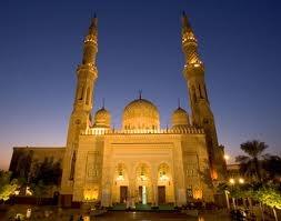 dubai-Jumeriah Mosque
