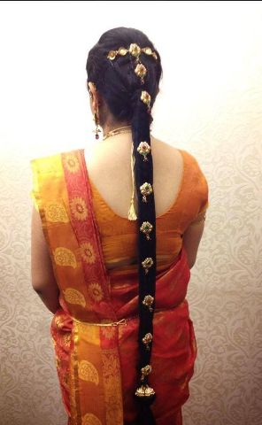 South Indian Bridal Hairstyles2