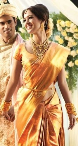 South Indian Bridal Hairstyles For A Gracious Look A