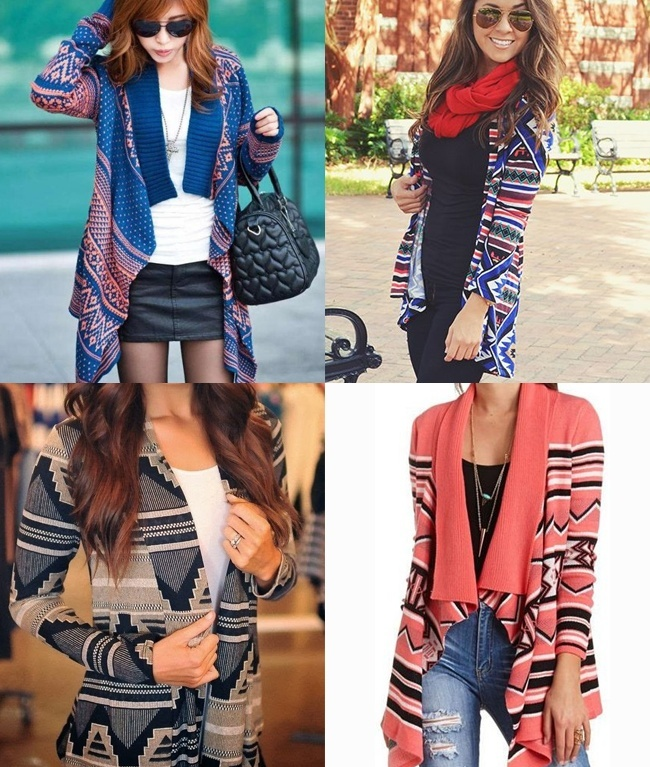 Aztec-Cardigan-Outfits
