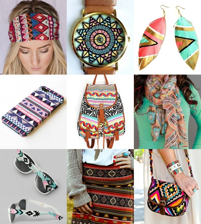 Aztec-Printed-Accessories
