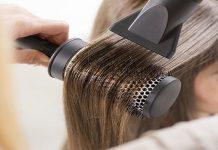 Re-bonded hair tips