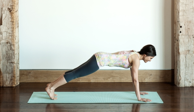downward-facing-dog-plank-flow