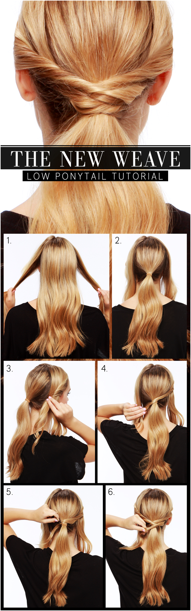weaved-styled-low-ponytail