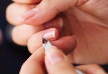 cutting the cuticles