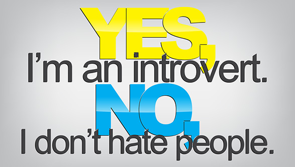 Signs you are an introvert