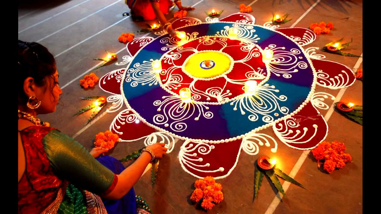 Diwali Home Decoration Ideas Photos Part - 50: Diwali Home And Office Decor Ideas