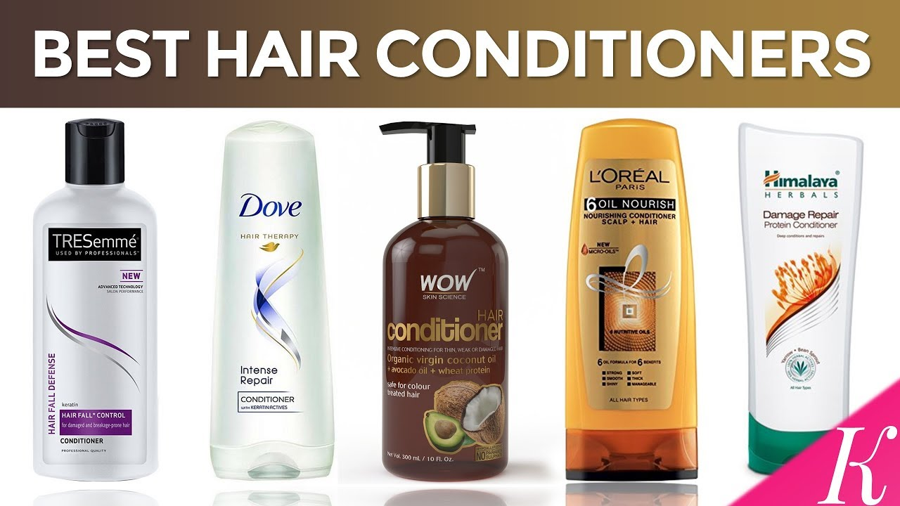 Best conditioners for dry hair in Winter | 7 Best ...