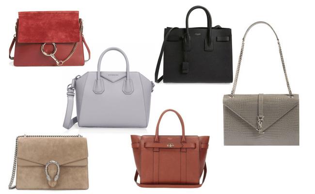 chose the right handbag