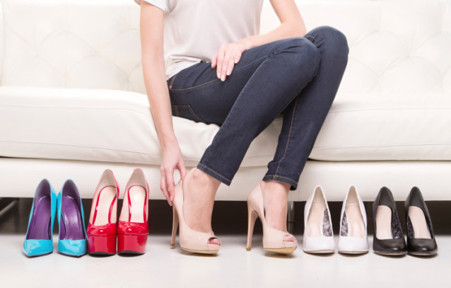 tips for buying high heel shoes