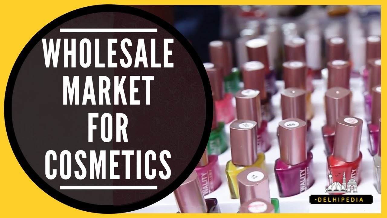 Tips to buy wholesale cosmetics