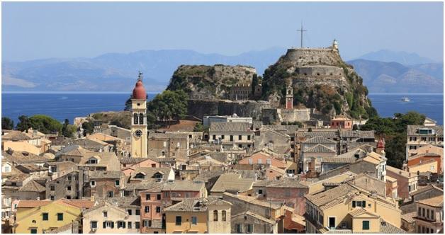 Corfu Islands