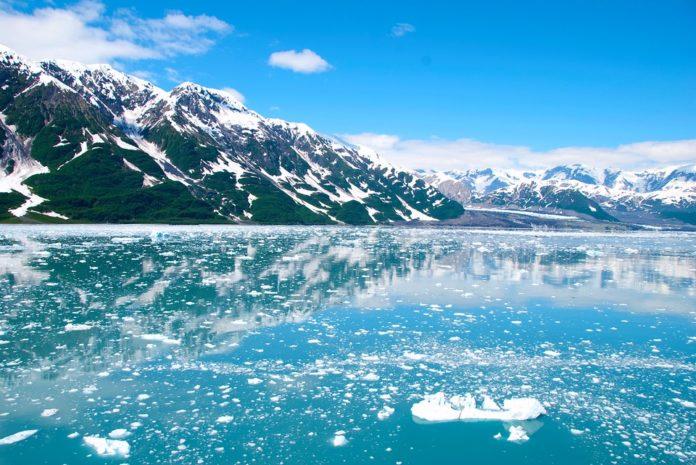 honeymoon in Alaska