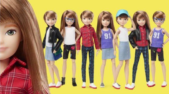 gender-neutral dolls