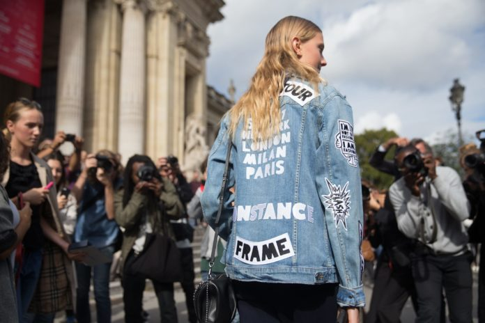 Frame launches sustainable denim