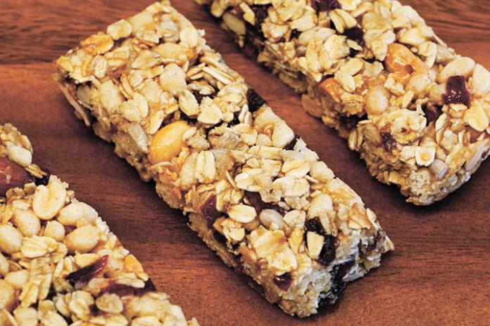healthy snacks that aren't healthy