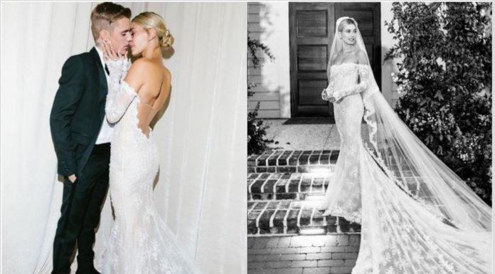Hailey and Justin Wedding