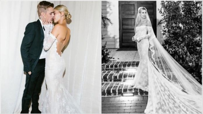 Hailey and Justin Wedding