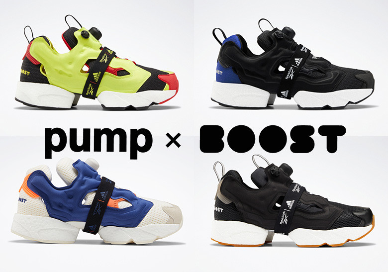 Reebok And Adidas First Ever Collaboration To Launch