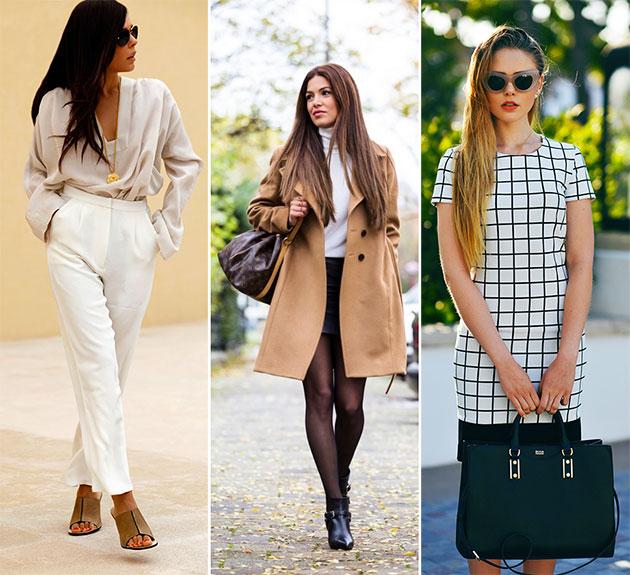 trendy office wear