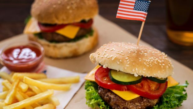 Traditional Dishes of USA