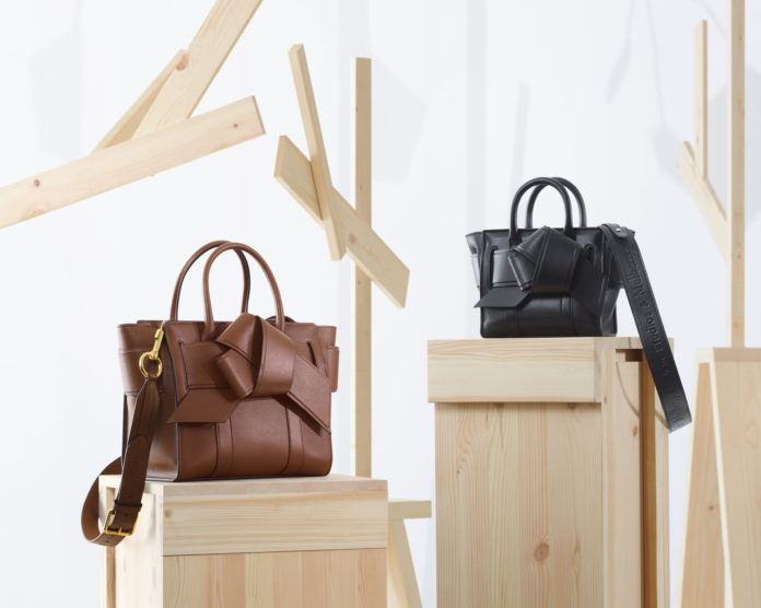 Acne Studios and Mulberry collaboration