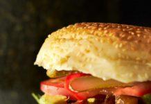 Bean and Gluten-Free Burger recipe