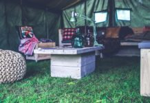 Glamping Destinations in USA