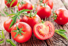 benefits of tomato for skincare