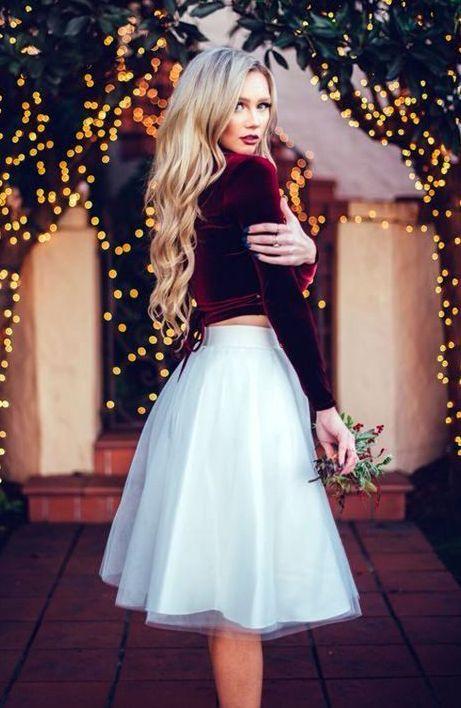 best winter party dress