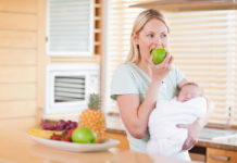nutrition for new mothers
