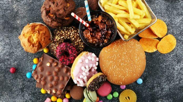 junk food list