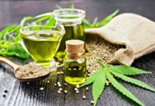 Hemp oil benefits for skin