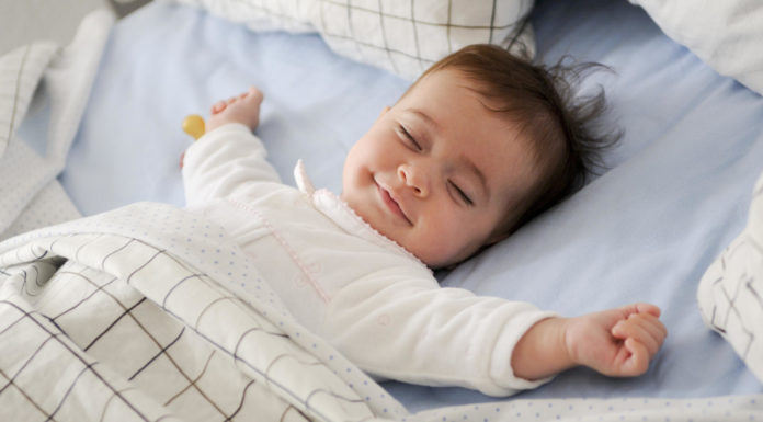 How to make baby sleep fast
