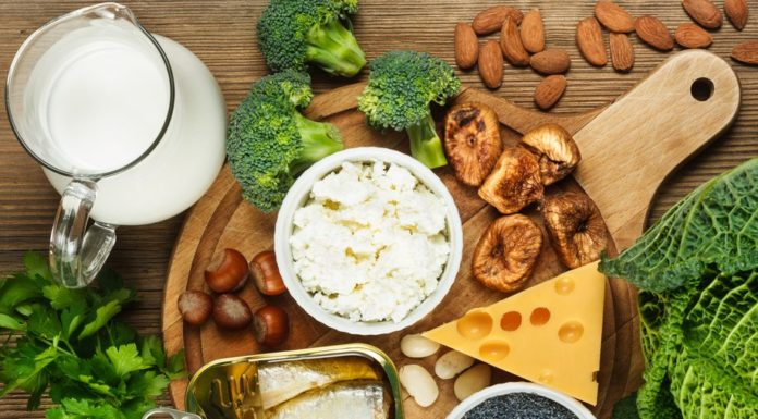 Vitamin D Rich Healthy Food