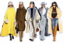 winter fashion trends 2019