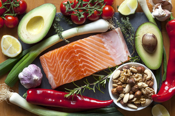 high-fat healthy foods