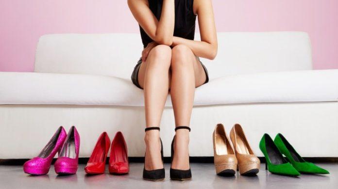 reason to wear heels