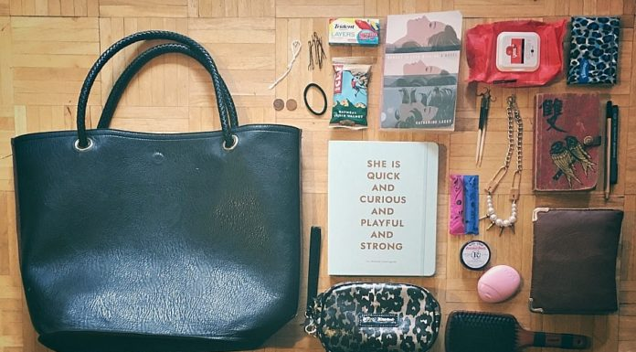 carry in your handbag