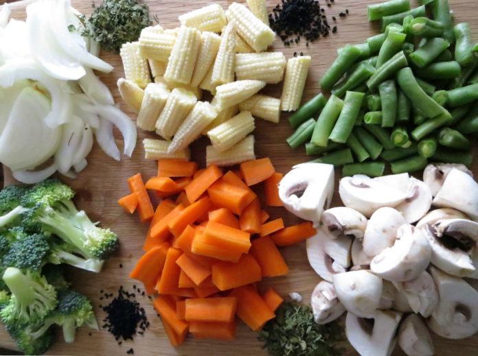 Easy Vegetarian Recipes