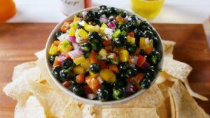 Blueberry Salsa Recipes