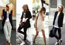 how to wear athleisure to work