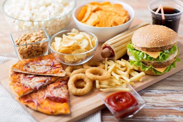 foods that causes inflammation